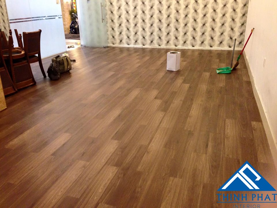 Sàn Nhựa Thịnh Phát chuyên cung cấp và lắp đặt sàn nhựa, thảm trải sàn